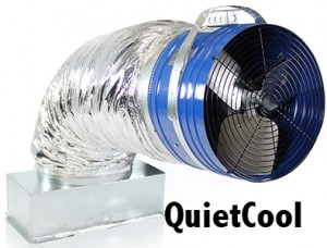 QuietCool CL3100 Whole House Fan